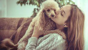 74 % des Français éprouvent du bien-être en présence d'un animal. © Rasulov - Fotolia.com