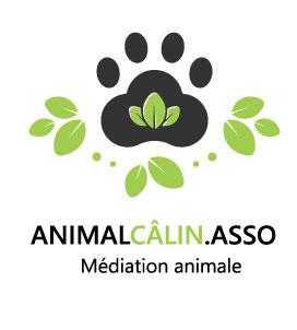 AnimalCâlin – Association de médiation animale du Tarn – Midi Pyrénées – Occitanie Logo