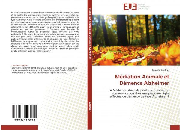médiation animale Alzheimer