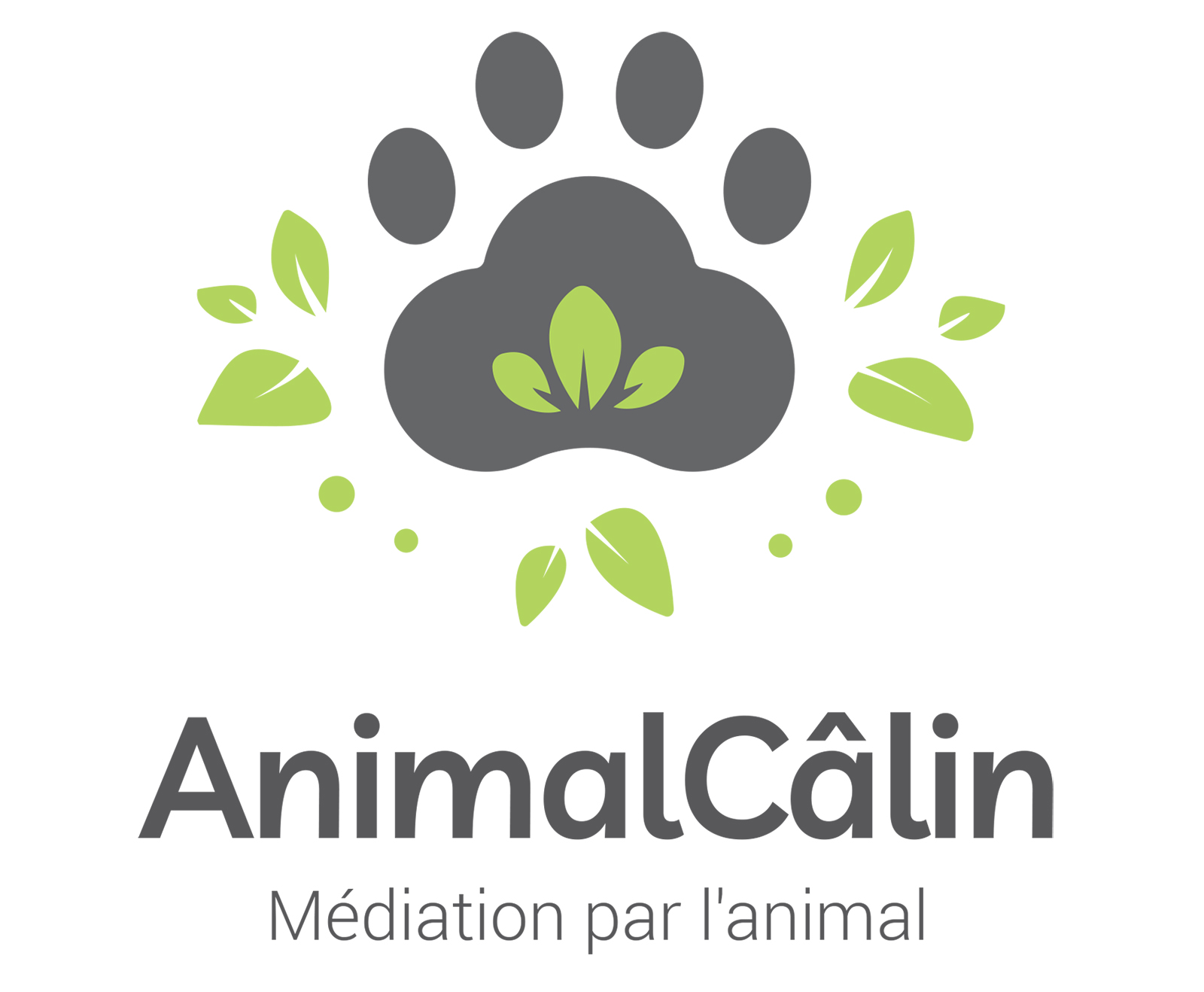 AnimalCâlin – Association de médiation animale du Tarn – Midi Pyrénées – Occitanie Logo